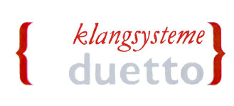 Logo Duetto Audio Systems GmbH