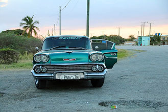 Ein Oldtimer-Traum auf Kuba...