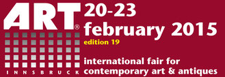 Maria Fischbacher auf der ART Innsbruck - mehr Infos bald hier!