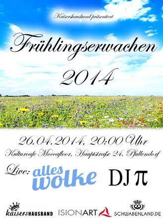 Frühlingserwachen 2014