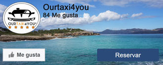 Follow Facebook Ourtaxi4you