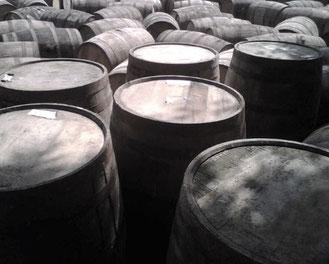 200 liter Oak Barrel in good conditions