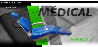 sellerie médicale