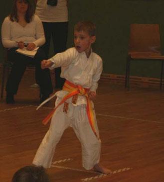 TOWASAN Karate Schule München - Nachwuchsmeisterschaft Ismaning 2009