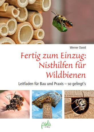 Fertig zum Einzug Nisthilfen für Wildbienen pala-Verlag Insektenhotel insect nesting aid insect hotel references