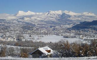 Gap sous la neige (A. Martin)