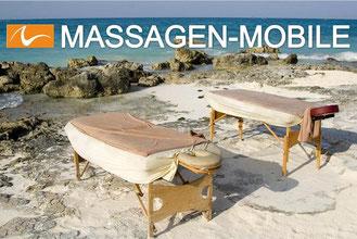 Massagen zuhause und am Arbeitsplatz & Massagekurse