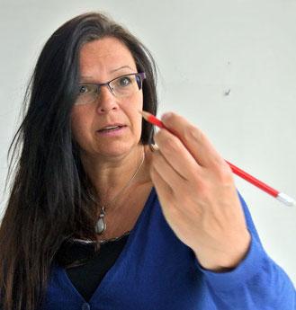 Martina Neumann-Ploschenz Linkshaender Checkliste Test Handdominaz Latteralität