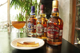 Chivas regal cocktail encarnado