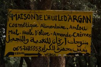 Arganöl in Marokko