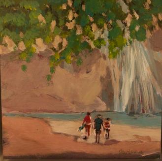 Woche 9: Wasserfall