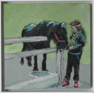 Woche 11: Die Pferdeflüsterin