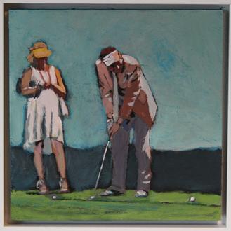 Woche 16: Golfer