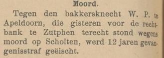 Provinciale Geldersche en Nijmeegsche courant 11-06-1909