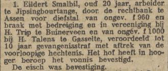 Nieuwsblad van het Noorden 29-06-1922