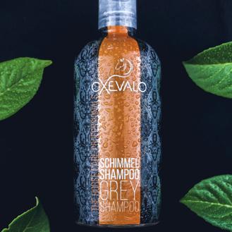 Schimmelshampoo von CXEVALO mit natürlichen Seifen