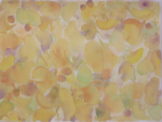 Ginko, 38 x 53 cm