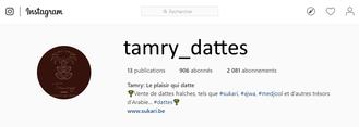 Tamry instagram
