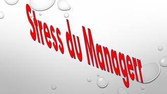 Stress du Manager