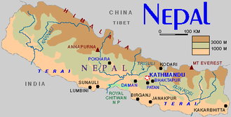 Ethnie THARUS - Népal