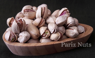 Jumbo pistachos grandes iraníes