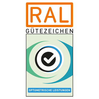 RAL Gütezeichen - Gütegemeinschaft Optometrische Leistungen e.V.