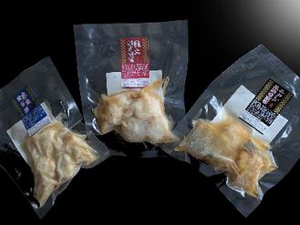 魚惣菜シリーズ100gパック