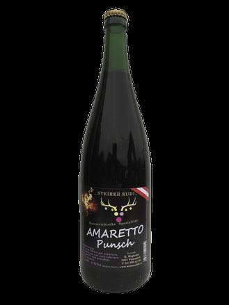 Amaretto Punsch, PunschZeit, Wien, original mit Wein