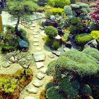 外構・お庭のタイプに合わせた植栽の樹形