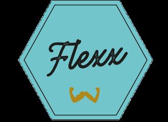Flexx fitness logo sportschool Hoorn