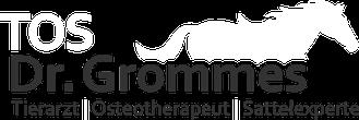 TOS Grommes Tierarzt Osteotherapeut Sattelexperte