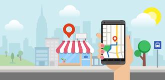 Raggiungi nuovi clienti on-line con Local Maps di Google