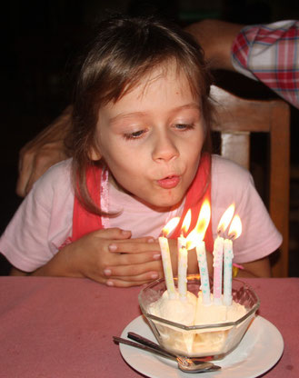 J'ai 6 ans !!