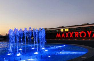 Maxx Royal in Belek, Türkei