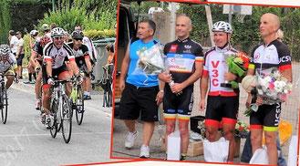 J-Jacques fait coup double: vainqueur de la course et du challenge !