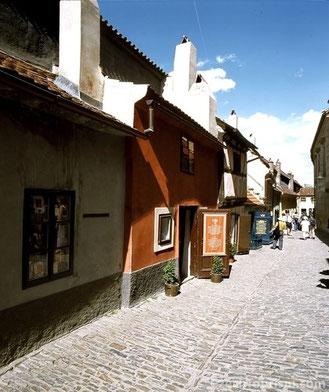 Prag Goldenes Gässchen