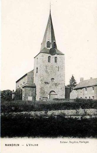 Eglise avant 1900