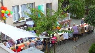 "Begegnungsstätte Senftenberg ""Klub-66"" - Hoffest 2018"