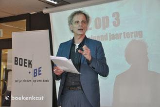 André Vandorpe, directeur Boek.be