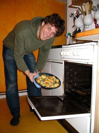 Bild: Capelle's Backform mit Gnocchi überbacken