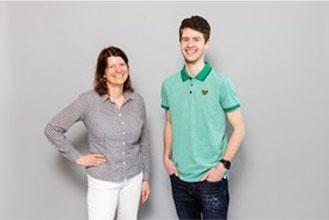 Das Gründerteam von ClingTechBionics