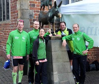 v.l. Thorsten,Martin,Sonja,Stefan,Sebastian
