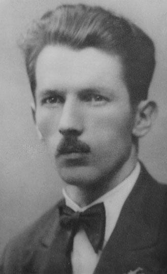 Hugo Koch (1899–1945), Foto aus dem Orgelbauarchiv Koch