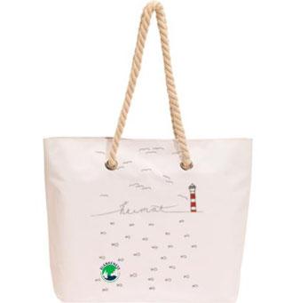 Tasche für Blankenese, Motiv von Marina Kerstin Lohle