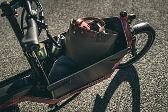 Informieren Sie sich über die verschiedenen Typen von Lasten e-Bikes in der e-motion e-Bike Welt Hanau