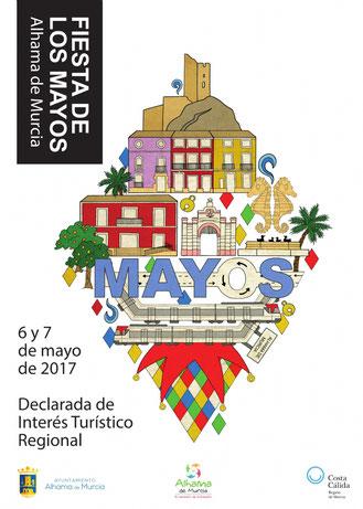 Fiestas en Alhama de Murcia Los Mayos