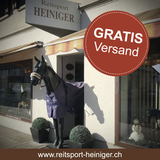 Reitsport Heiniger, Schönbühl - Blogartikel Pferdebürste Ross-Sagi