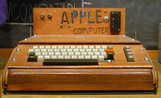 Der Apple I (Foto: Ed Uthman, Lizenz: CC-BY-SA 2.0)
