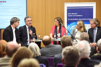 Experts discuss the future of EU foreign and security policy (Foto: Claus Völker)