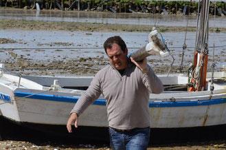 Thierry Allard, navigation vieux gréements, Bourcefranc-Le Chapus, Pays Marennes-Oléron, Charente-Maritime